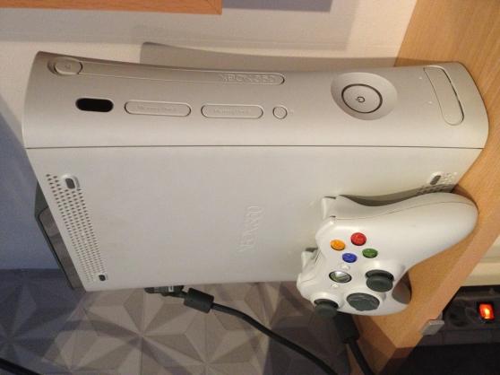 Xbox 360 disque dur 120GA + 12 jeux
