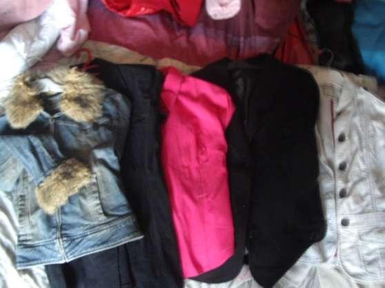 gilet veste et doudoune de marque t38