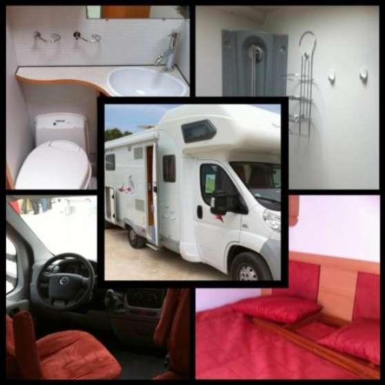 location capucine fiat ducato 4places vitrolles caravanes camping car camping car. Black Bedroom Furniture Sets. Home Design Ideas