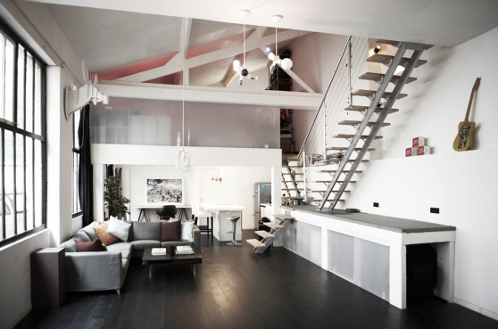 Location Atelier Loft