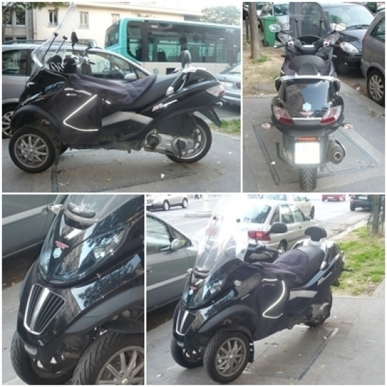 scooter piaggio mp3 250 lt moto scooter v lo scooters aix en provence reference mot sco. Black Bedroom Furniture Sets. Home Design Ideas