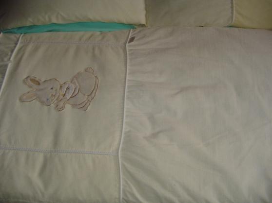 Ensemble de couchage pour lit enfant