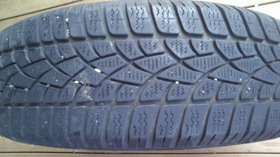 Annonce occasion, vente ou achat '4 pneus HIVER OCCASION PARFAIT ETAT'
