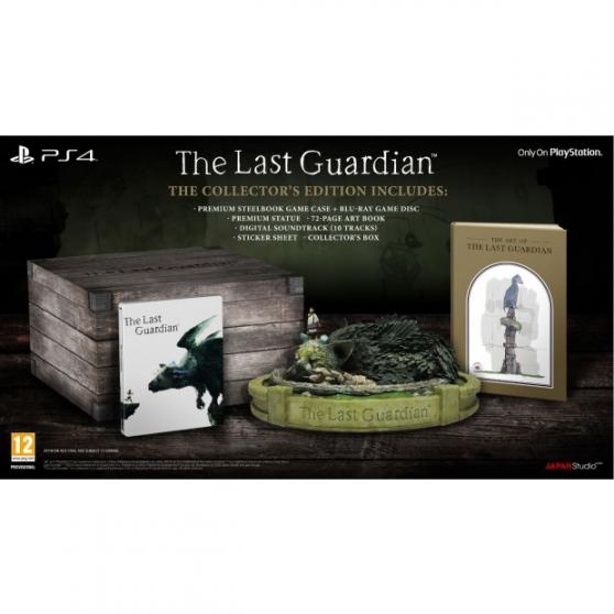 THE LAST GUARDIAN. SONY PS4 neuf.