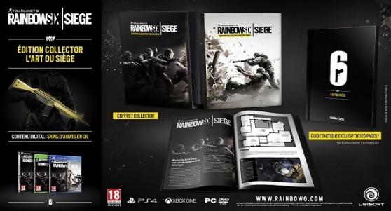 RAINBOW SIX® Siege. TACTICAL ELITE PS4