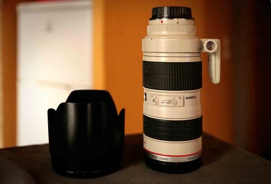 Objectif Canon 70/700 EF -2,8