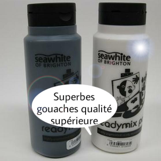 flacons gouaches - Annonce gratuite marche.fr