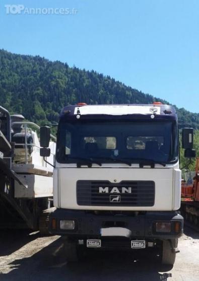 Camion Man Fe460a