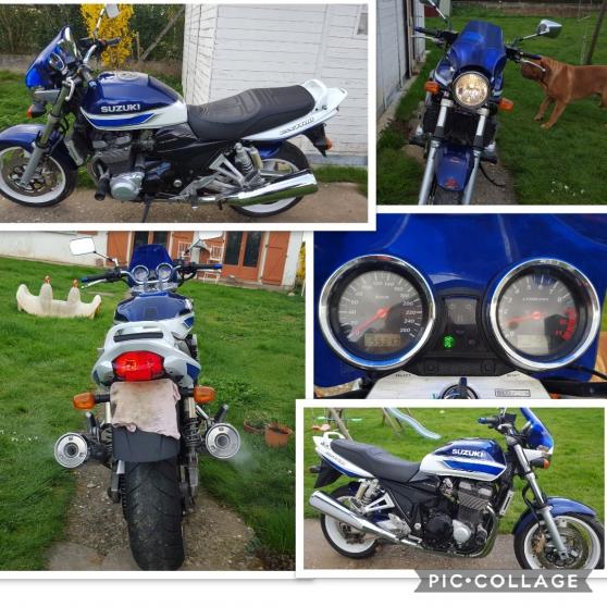 Annonce occasion, vente ou achat 'Suzuki'