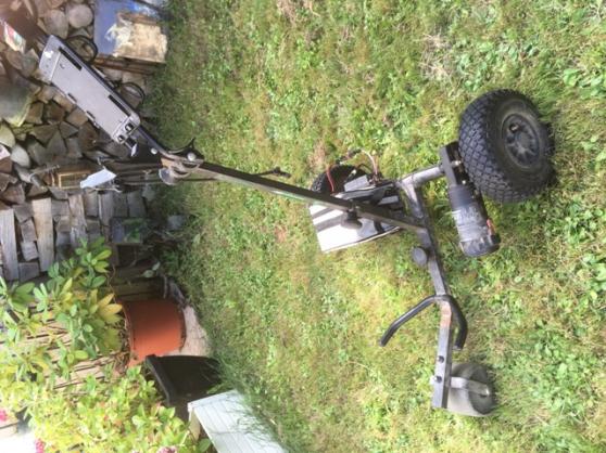 chariot électrique pour le golf