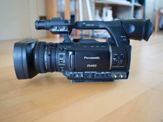 Annonce occasion, vente ou achat 'Panasonic HPX250EJ 368heures'