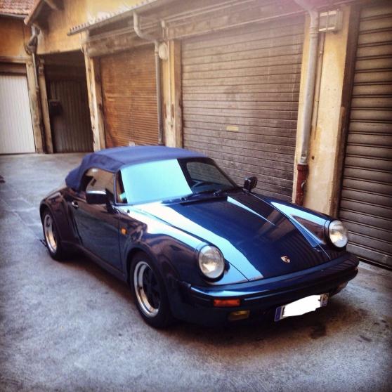 PORSCHE 911 Speedster Turbolook