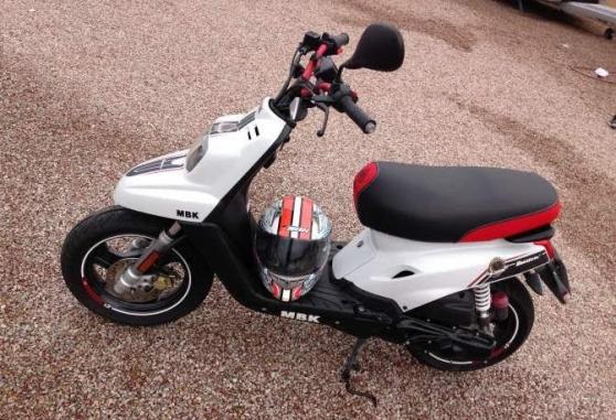 Scooter 50 entièrement d'origine