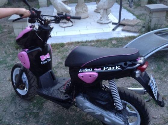 scooter mbk stunt - Photo 2