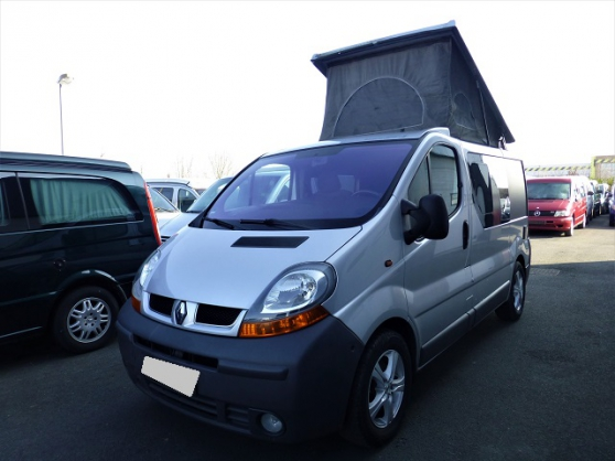 Annonce occasion, vente ou achat 'Renault Trafic Bavaria Camp 1.9 DCi'