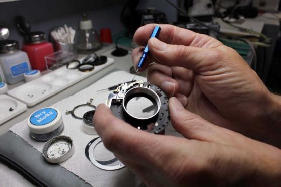 Annonce occasion, vente ou achat 'Atelier de réparation d'appareils photo'