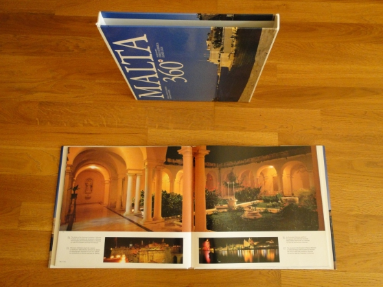 Malte : Beau Livre Malta 360° photograph