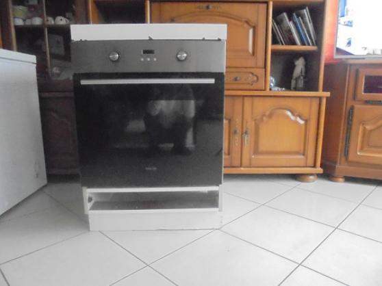 Annonce occasion, vente ou achat 'vend congelateur four meuble de tl'