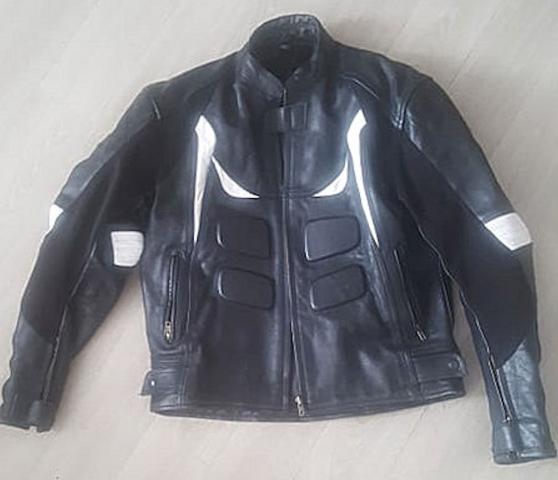 Annonce occasion, vente ou achat 'Blouson moto en cuir'