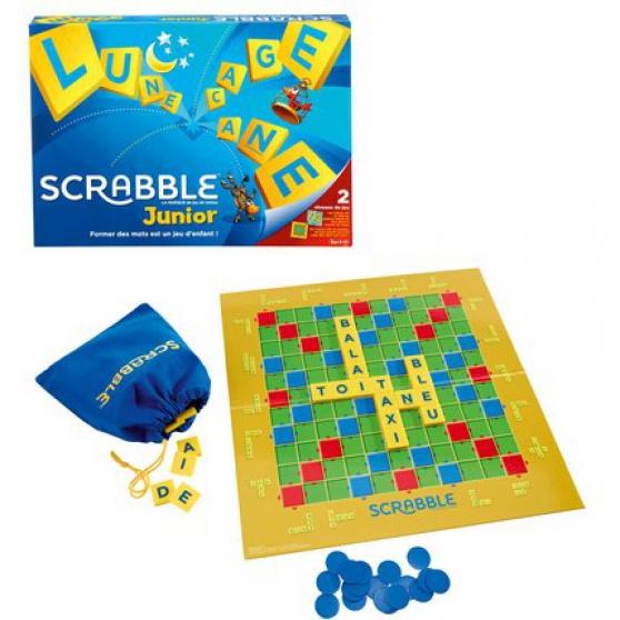 Annonce occasion, vente ou achat 'Scrabble junior'