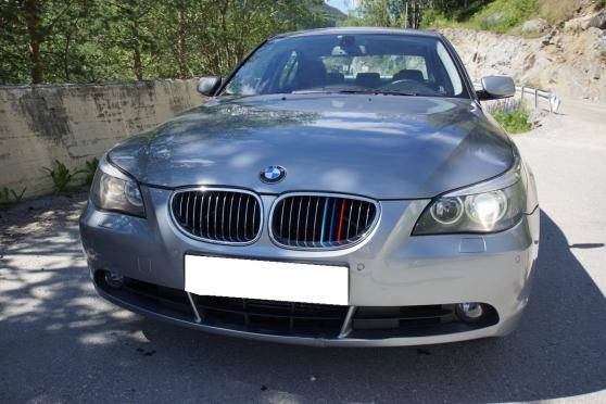 BMW Série 5 ,520D, 163 CH, année 2006