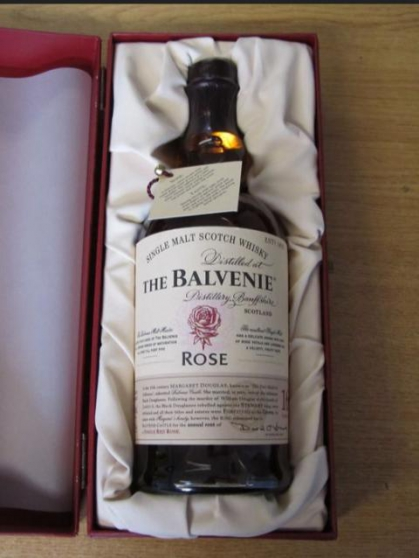 Annonce occasion, vente ou achat 'Balvenie Rose 16 years old'