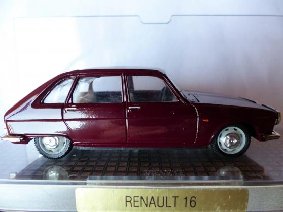 RENAULT 16 NOREV 1/43ème