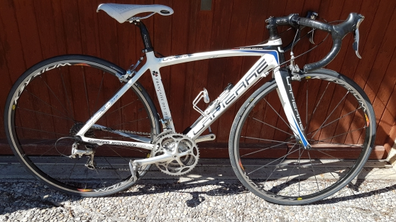 Vélo route course LAPIERRE