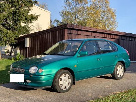 Toyota COROLLA 1.3-86