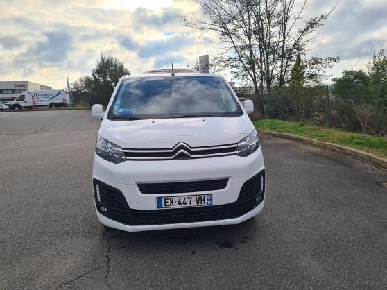Vend camionnette frigo Citroën jumpy