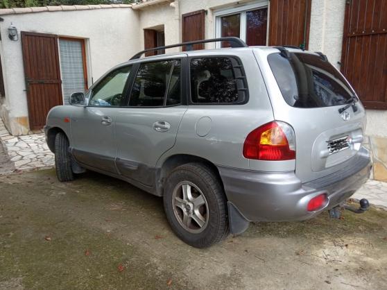 Vends Hyundai Santa Fé