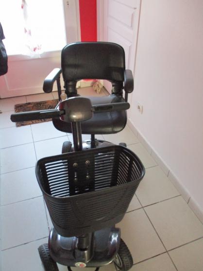 Scooter FLIP 4 roues électrique