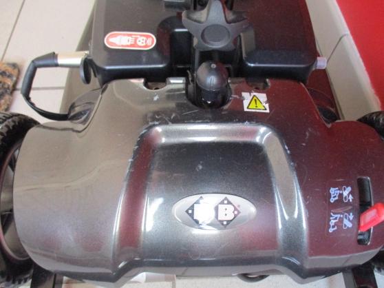Scooter FLIP 4 roues électrique - Photo 3