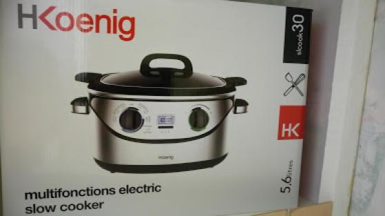 Annonce occasion, vente ou achat 'cuiseur vapeur familial 5.6l'