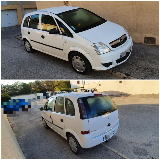Annonce occasion, vente ou achat 'Opel Mériva'