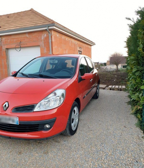 Annonce occasion, vente ou achat 'Renault Clio 3'