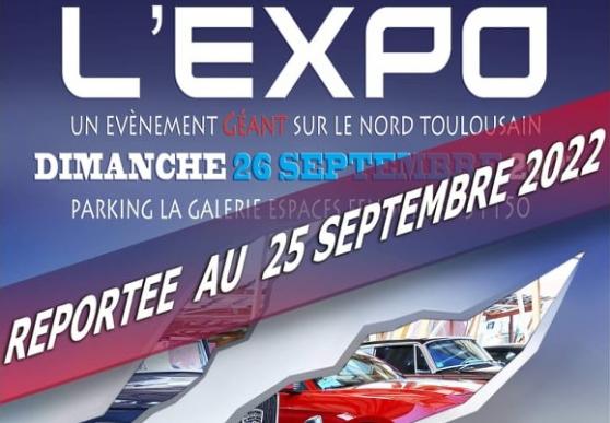 Annonce occasion, vente ou achat 'L\'EXPO'
