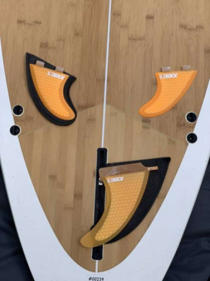 Paddle board JOBE Bamboo rigide occasio - Photo 3