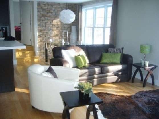 Luxueux appartement à louer au Québec