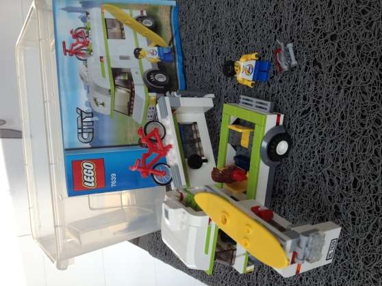 camping car lego city la chapelle sur erdre jouets. Black Bedroom Furniture Sets. Home Design Ideas