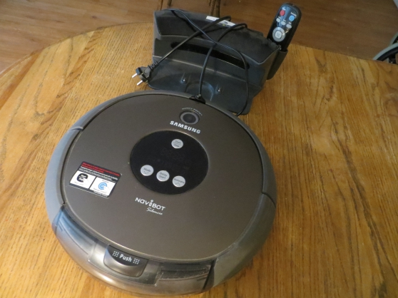Robot aspirateur Samsung Navibot