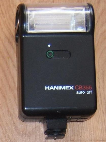 Flash Hanimex CB 355