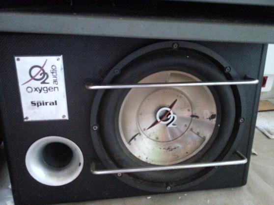 CAISSON 02 OXYGEN SPIRAL 300 AUDIO