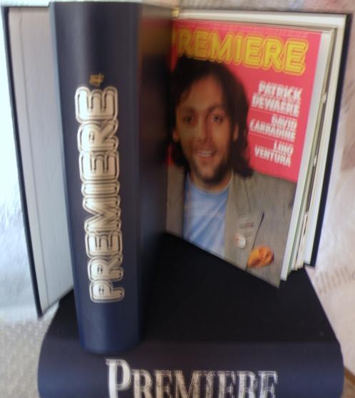 Annonce occasion, vente ou achat 'Magazines premiere reliure et boites'