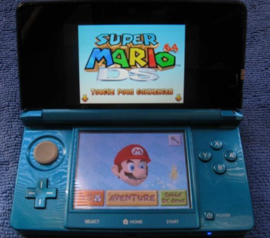 Nintendo 3ds + Jeux