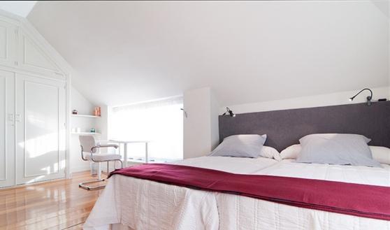 Moderne appartement avec deux chambres à