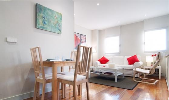 Moderne appartement avec deux chambres à - Photo 3