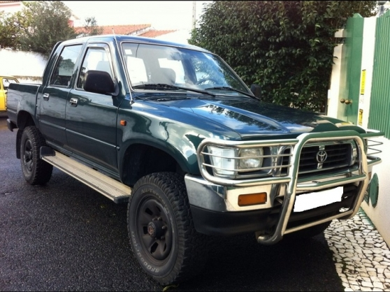 Toyota Hilux 2.4D Pick Up Double Cabine