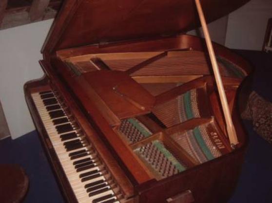 Annonce occasion, vente ou achat 'piano marque klein crapaud faire un prix'