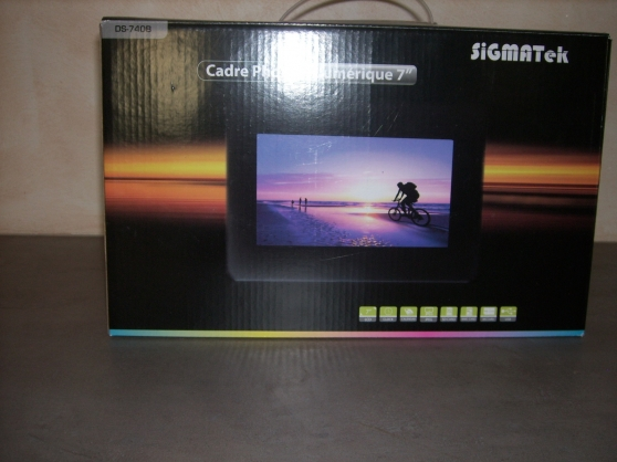 Ecran photos numérique
